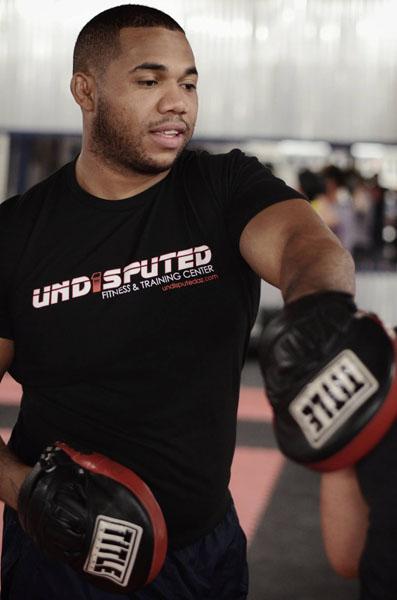 Undisputed Tucson Gym Jiu Jitsu Boxing Kickboxing MMA
